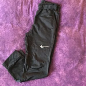 Nike fleece dri-fit pants